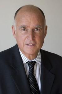 California Governor Jerry Brown