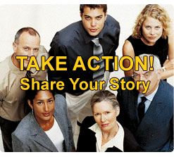 Take Action: Share Your Story